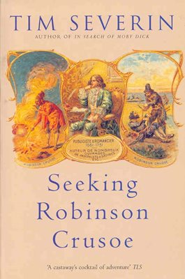 Book cover for Seeking Robinson Crusoe